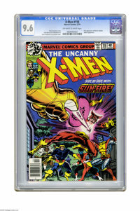 X-Men #118 (Marvel, 1979) CGC NM+ 9.6 Off-white to white pages. First appearance of Mariko Yashida. Sunfire appearance...