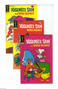 Bronze Age (1970-1979):Cartoon Character, Yosemite Sam and Bugs Bunny Group (Gold Key/Whitman, 1972-83)Condition: Average VF+. High grade copies from the Random Hous...