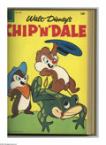 Silver Age (1956-1969):Cartoon Character, Chip 'n' Dale #4-15 Bound Volume (Dell, 1956-58). These are Western Publishing file copies that have been trimmed and bound ...