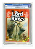 Magazines:Miscellaneous, Warren Presents #nn Lord of the Rings (Warren, 1979) CGC NM+ 9.6 White pages. Lord of the Rings adaptation. J. R. R. Tol...