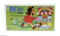 Memorabilia:Comic-Related, The Little Lulu Game, Group of 2 (Whitman, 1973). Be the first to walk Little Lulu to the ice-cream parlor, and win! Each ga... (Total: 2 Items)