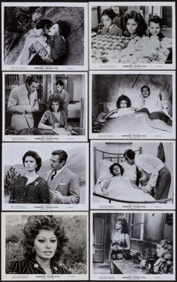 """Marriage Italian-Style (Embassy, 1964). Photos (33) (8"""" X 10""""). Foreign. ... (Total: 33 Items)"""