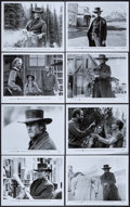 "Movie Posters:Western, Pale Rider (Warner Brothers, 1985). Photos (14) (8"" X 10""). Western.. ... (Total: 14 Items)"