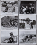 "Movie Posters:Drama, Easy Rider (Columbia, 1969). Photos (11) (8"" X 9.25"" & 8"" X10""). Drama.. ... (Total: 11 Items)"