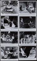 "Movie Posters:Animation, Peter Pan (Buena Vista, R-1976/R-1982). Photos (17) (8"" X 10"").Animation.. ... (Total: 17 Items)"
