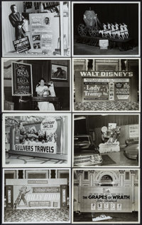 "Theatre Premiere Photos (1930s-1960s). Photos (43) (8"" X 10""). Miscellaneous. ... (Total: 43 Items)"