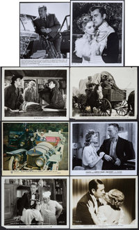 "Hollywood Photo Lot (1930s-1980s). Photos & Mini Lobby Cards (200+) (8"" X 10""). Miscellaneous. ... (To..."