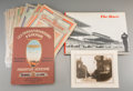 Decorative Arts, Continental:Other , An Assorted Group of Early Aviation and Transportation Publications, early 20th century and later. 12-3/4 inches high x 9-3/... (Total: 16 Items)