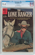 Silver Age (1956-1969):Western, Lone Ranger #136 File Copy (Dell, 1960) CGC NM 9.4 Off-whitepages....