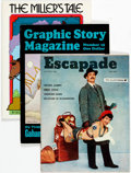 Magazines:Miscellaneous, Miscellaneous Underground Related Magazines Group of 12 (VariousPublishers, 1940s-80s) Condition: Average VG.... (Total: 12 Items)