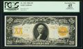 Large Size:Gold Certificates, Fr. 1181 $20 1906 Gold Certificate PCGS Apparent Extremely Fine 45.. ...