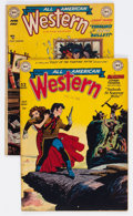 Golden Age (1938-1955):Western, All-American Western #108 and 110 Group (DC, 1949).... (Total: 2Comic Books)