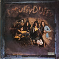 Music Memorabilia:Recordings, Duffy Scruffy Duffy Stereo LP (UK - Chapter One CHS-R 814,1973)....