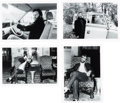 Music Memorabilia:Photos, Ringo Starr Black and White Photos by Nancy Andrews with Negatives and Full Copyright (1976/78)....