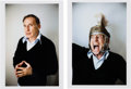 Music Memorabilia:Photos, Mel Brooks Color Photos by Nancy Andrews with Slides and F...