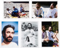 Music Memorabilia:Photos, Keith Moon/Ringo Starr Photos by Nancy Andrews with Slides and FullCopyright (1979)....