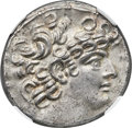Ancients:Roman Provincial , Ancients: ROMAN SYRIA. Antioch. Aulus Gabinius, as Proconsul (57-55BC). AR tetradrachm (25mm, 15.27 gm, 12...