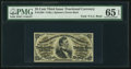 Fractional Currency:Third Issue, Fr. 1294 25¢ Third Issue PMG Gem Uncirculated 65 EPQ.. ...