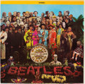 Music Memorabilia:Recordings, Beatles Sgt. Pepper's Lonely Hearts Club Band GatefoldStereo LP (Capitol SMAS2653, 1967)....