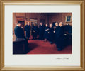 Autographs:Statesmen, Associate Justice Anthony Kennedy Photograph Signed...