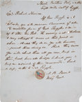 Military & Patriotic:Civil War, [Nathan Bedford Forrest]. Period Scribe Copy of a War Dated Nathan Bedford Letter....