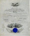 Autographs:U.S. Presidents, Grover Cleveland Signed Naval Appointment....