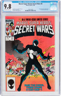 Modern Age (1980-Present):Superhero, Marvel Super Heroes Secret Wars #8 (Marvel, 1984) CGC NM/MT 9.8Off-white to white pages....