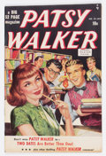 Golden Age (1938-1955):Romance, Patsy Walker #26 (Atlas, 1950) Condition: FN/VF....