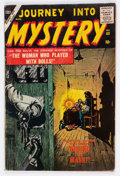 Silver Age (1956-1969):Horror, Journey Into Mystery #48 (Marvel, 1957) Condition: GD/VG....