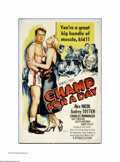 "Movie Posters:Drama, Champ for a Day (Republic, 1953). One Sheet (27"" X 41""). Alex Nicol is a boxer whose manager, Dolan, has disappeared right b..."