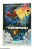 "Movie Posters:Adventure, The Island at the Top of the World (Buena Vista, 1974). Poster (40""X 60""). Four turn of the century explorers find a colony..."