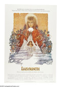 """Movie Posters:Fantasy, Labyrinth (Tri Star Pictures, 1986). One Sheet (27"""" X 41""""). DavidBowie and Jennifer Connelly star in this staple of the fan..."""