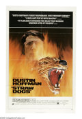 """Movie Posters:Crime, Straw Dogs (20th Century Fox, 1971). One Sheet (27"""" X 41"""") andLobby Card Set of 8 (11""""X14""""). Sam Peckinpah's controversial ...(Total: 9 Items)"""