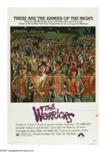 "Movie Posters:Action, The Warriors (Paramount, 1979). One Sheet (27"" X 41""). This is avintage, theater-used poster for this gang drama directed b..."
