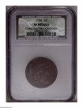 1794 1C Head of 1794--Corroded, Obverse Scratched--NCS. VF Details. S-63, Low R.3....(PCGS# 901374)