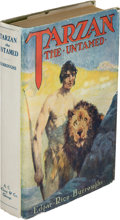 Books:Science Fiction & Fantasy, Edgar Rice Burroughs. Tarzan the Untamed. Chicago: A. C. McClurg & Co., 1920. First edition, with the M. A. Dono...