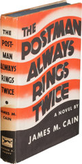 Books:Mystery & Detective Fiction, James M. Cain. The Postman Always Rings Twice. New York: Alfred A. Knopf, 1934. First edition....