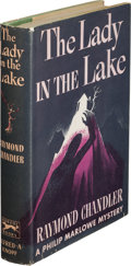 Books:Mystery & Detective Fiction, Raymond Chandler. The Lady in the Lake. New York: Alfred A.Knopf: 1943. First edition....
