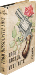 Books:Mystery & Detective Fiction, Ian Fleming. From Russia, with Love. London: Jonathan Cape,[1957]. First edition....