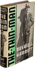 Books:Mystery & Detective Fiction, Dashiell Hammett. The Thin Man. New York: Alfred A. Knopf, 1934. First edition....