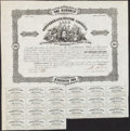 Confederate Notes:Group Lots, Ball 92 Cr. 39 $100 1861 Bond Fine.. ...