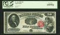 Large Size:Legal Tender Notes, Fr. 164 $50 1880 Legal Tender PCGS Very Fine 25PPQ.. ...