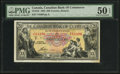 Canadian Currency: , Toronto, ON- The Canadian Bank of Commerce $20 Jan. 2, 1935 Ch # 75-18-10.. ...