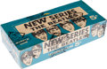 """Non-Sport Cards:Unopened Packs/Display Boxes, 1964 O-Pee-Chee """"The Beatles"""" Black & White Second Series WaxBox With 36 Unopened Packs! ..."""