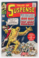 Tales of Suspense #44 (Marvel, 1963) Condition: VG