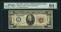 Small Size:World War II Emergency Notes, Fr. 2305 $20 1934A Hawaii Federal Reserve Note. PMG Choice Uncirculated 64 EPQ.. ...
