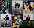 Football Collectibles:Photos, Green Bay Packers Greats Signed Photographs Lot of 11. ...