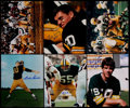Football Collectibles:Photos, Green Bay Packers Greats Signed Photographs Lot of 11....