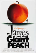 "Movie Posters:Animation, James and the Giant Peach & Others Lot (Buena Vista, 1996).International One Sheet & One Sheets (2) (27"" X 40""& 27"" X41"") ... (Total: 3 Items)"