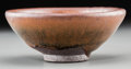Asian:Chinese, A Chinese Jian Ware Hare's Fur Tea Bowl, Southern Song Dynasty,circa 1127-1279. 1-3/4 inches high x 4 inches diameter (4.4 ...